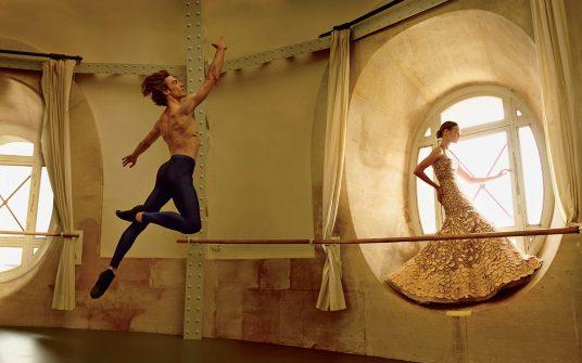 «Поймать воздух в объектив…» – о мастерах балетной фотографии