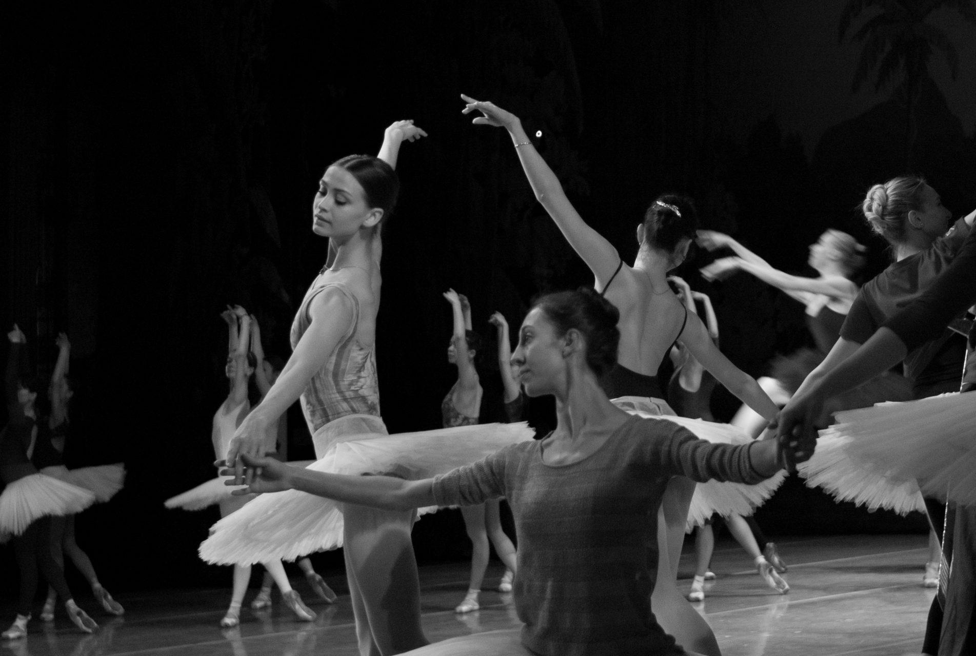 Ella Persson – Mikhailovsky theatre