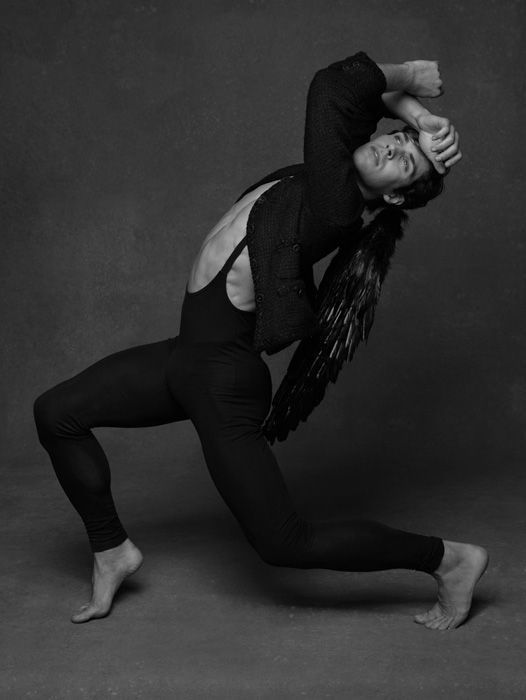 «Поймать воздух в объектив...» – о мастерах балетной фэшн фотографии