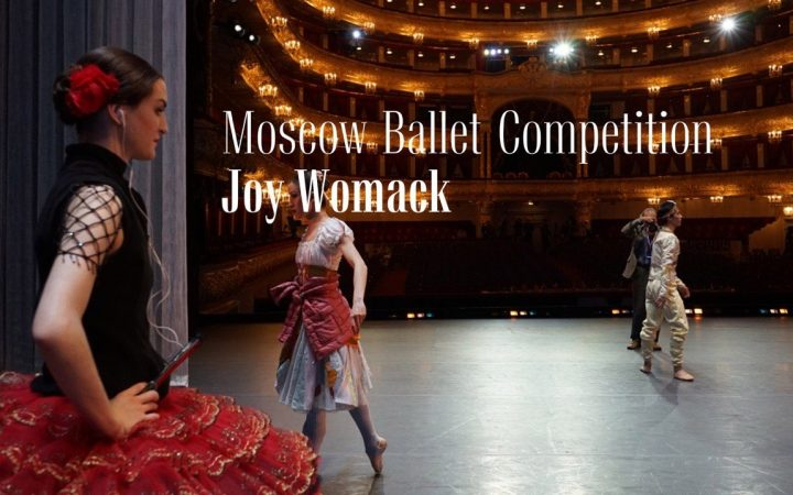 Joy Womack – XIII Moscow Ballet Competition in the Bolshoi Theatre