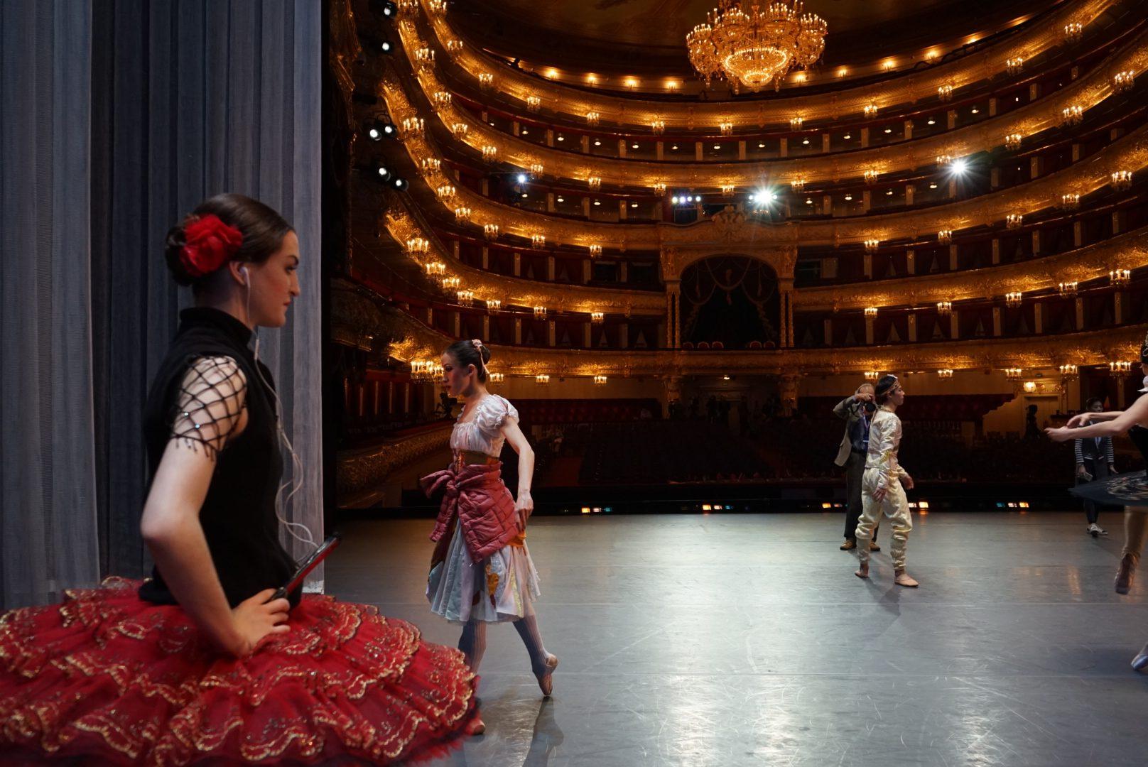 Джой Вомак – XIII Московский конкурс артистов балета в Большом театре