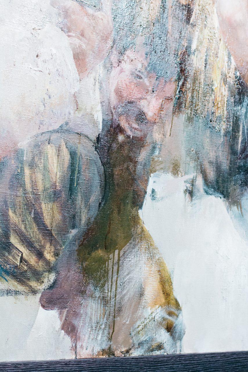 «Вдохновение в случайных моментах» – художник Николай Блохин
