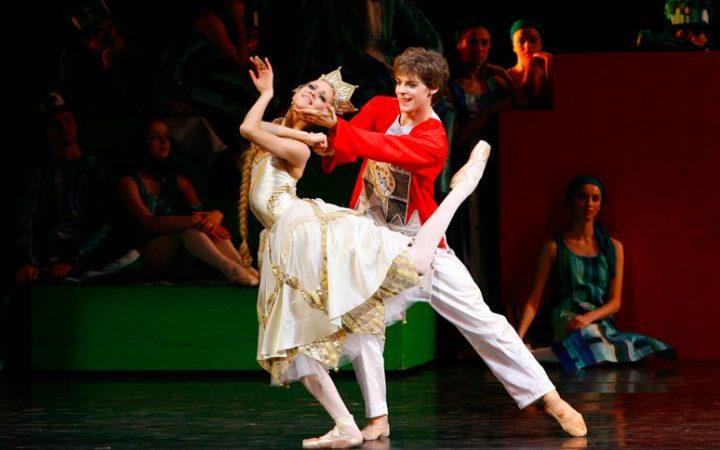 На какой балет сводить детей в Санкт-Петербурге?