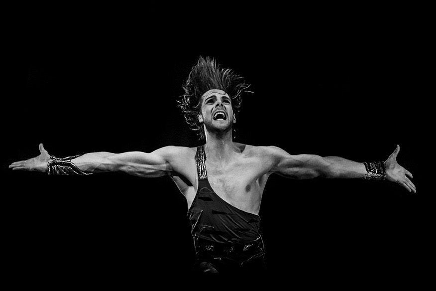 Нуреев – танец бесстрашия