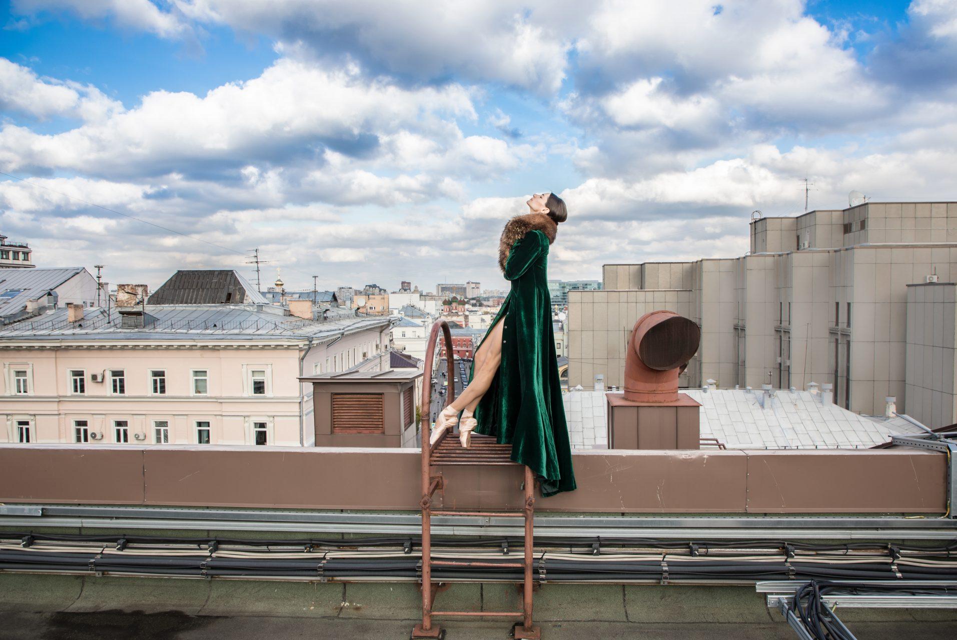 Оксана Кардаш – Off the Stage