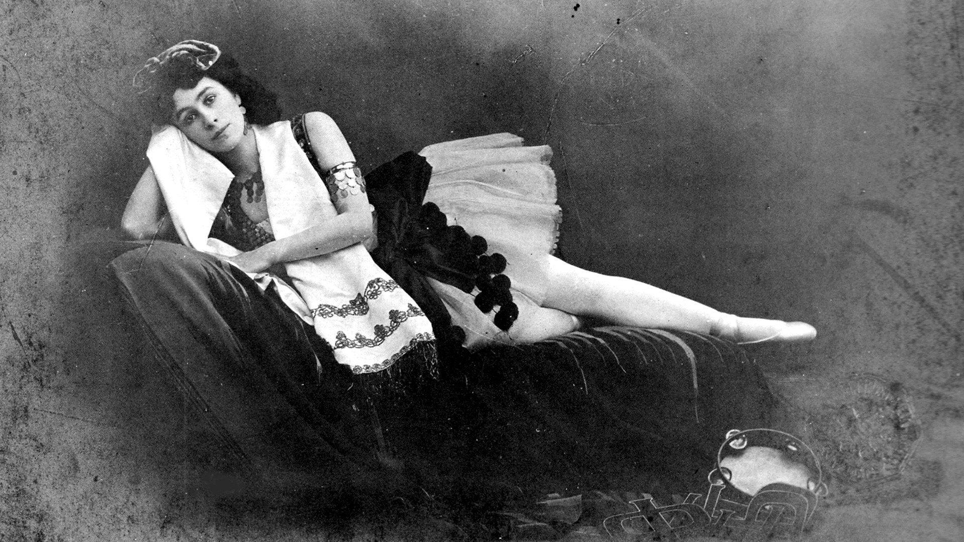 «Роковые женщины в балете…» — часть 1