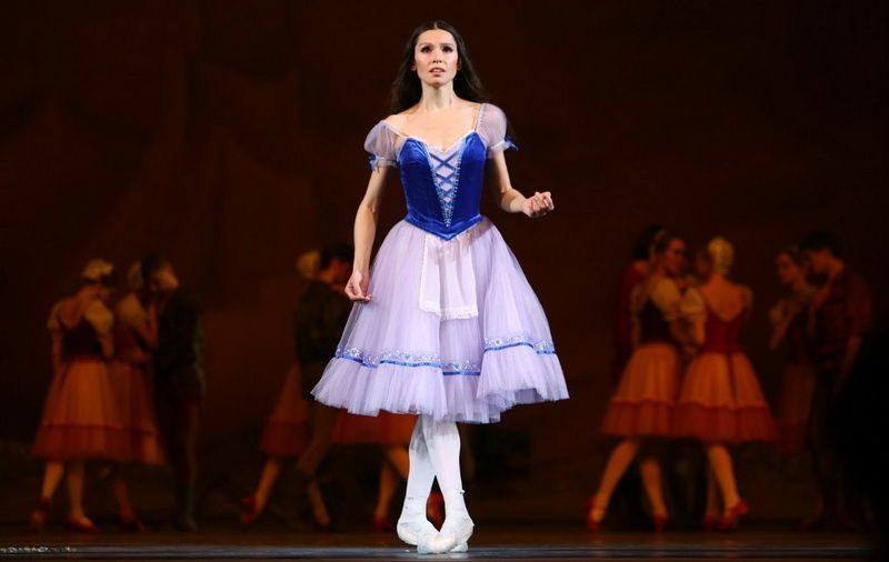 Русское кино о балете