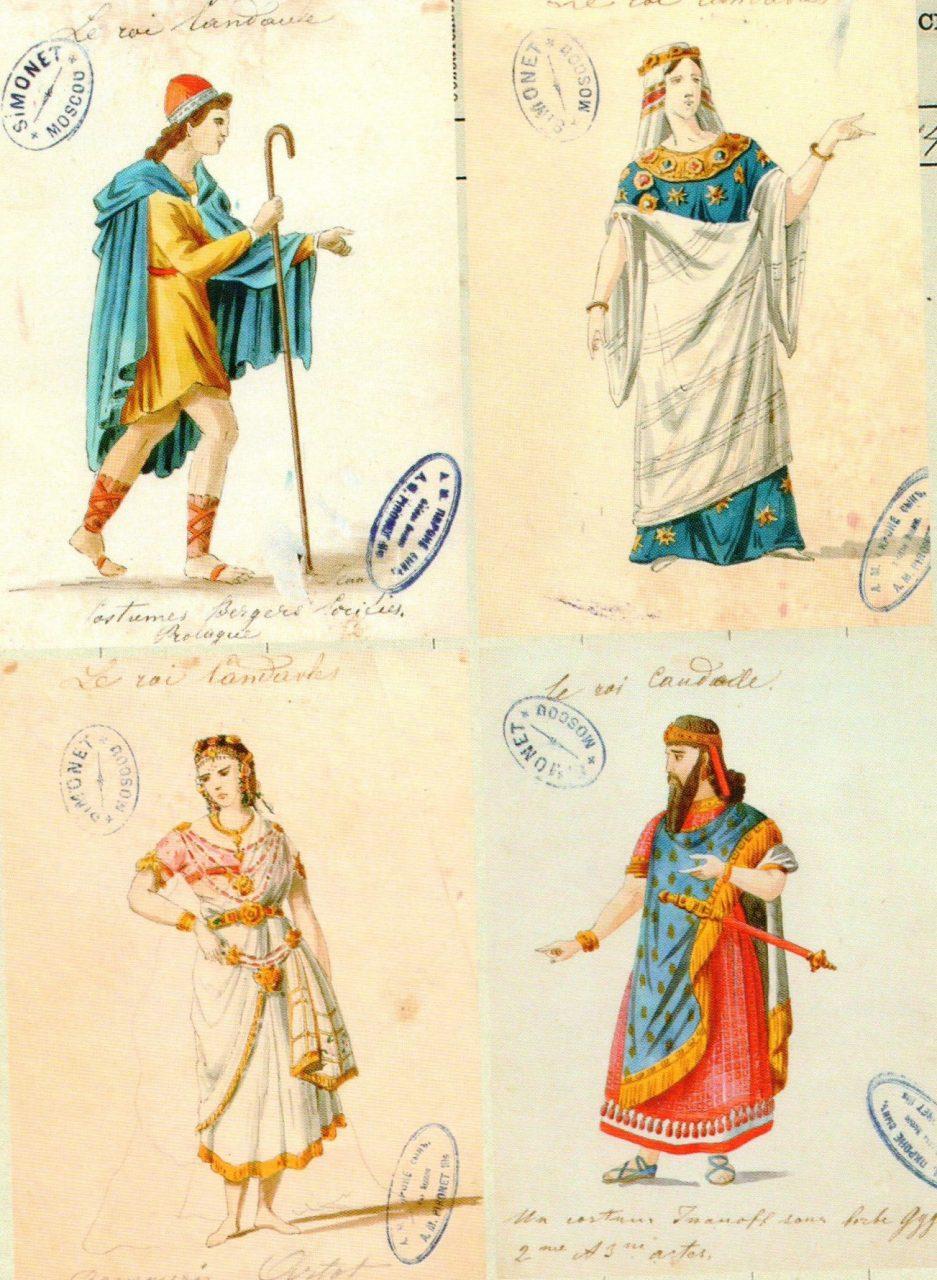 Модные тенденции эпохи Петипа
