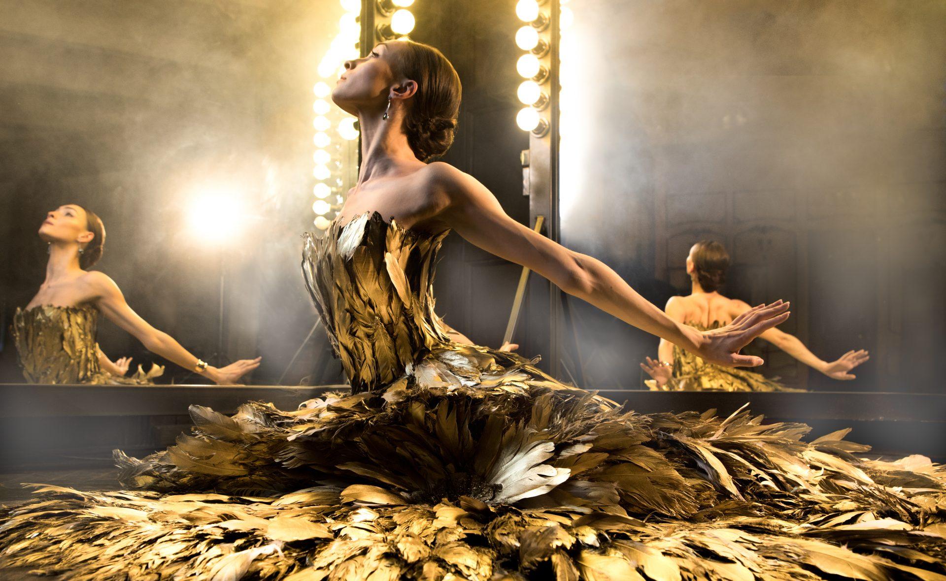 Ольга Смирнова: «Я люблю делать роли своими и осмысливать их».