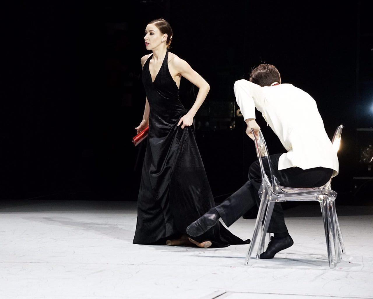 «Анна Каренина» в Большом театре