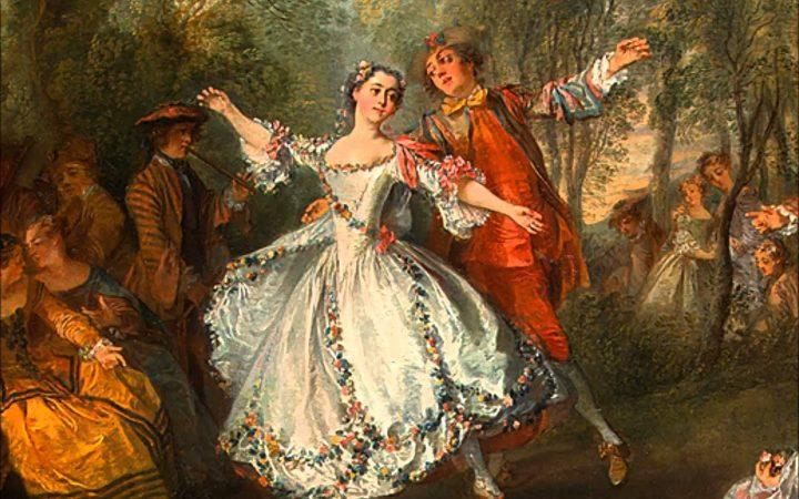 День танца  и Новерр!