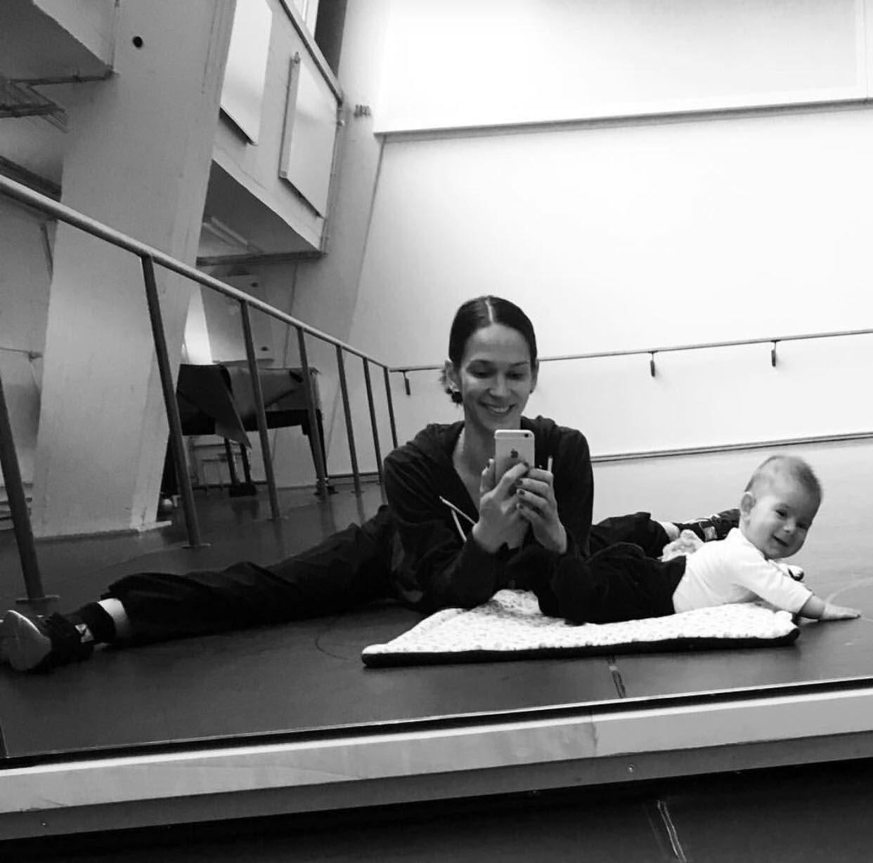 #Read&Pirouette – Полина Семионова