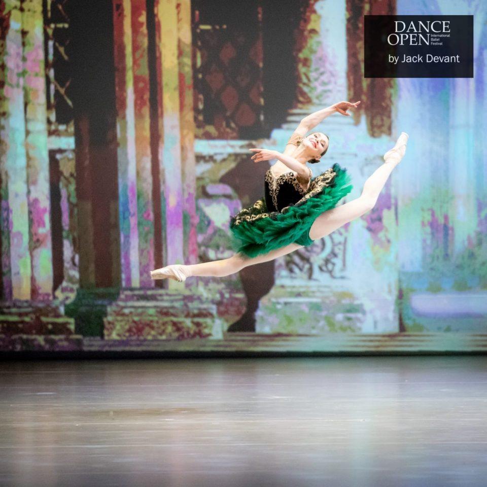 Гала-концерт звезд балета Dance Open