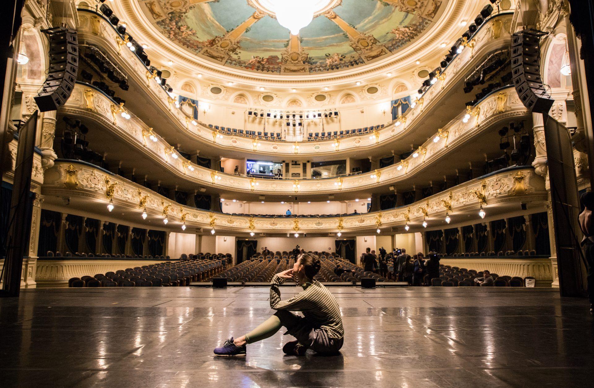 «Воробьиное озеро» - Балет Максима Севагина