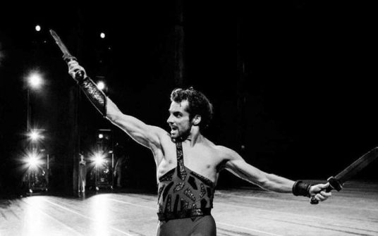 The Bolshoi's New Spartacus: Igor Tsvirko's Long Road to Rome
