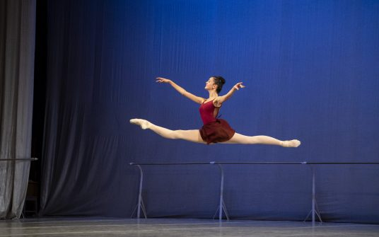Bolshoi Ballet Academy – Exam