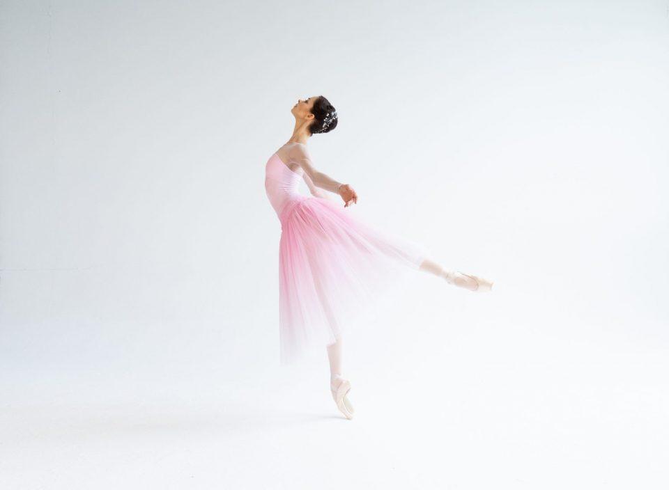 Пуанты балерины