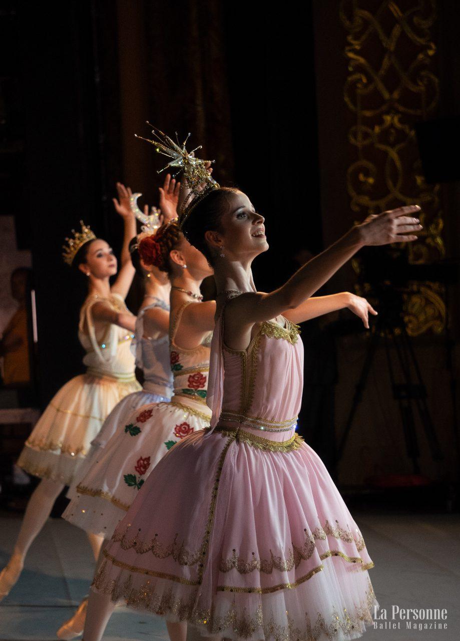 Юбилейный вечер Академии балета имени А. Я. Вагановой