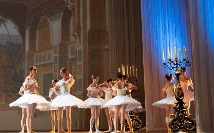 Graduation concert of the BOLSHOI BALLET ACADEMY