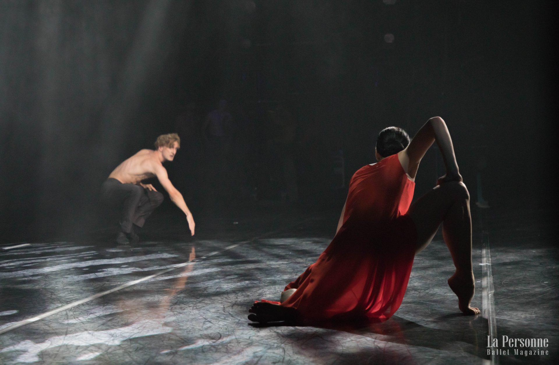 "Балет ""Айседора"" – Взгляд из-за кулис"