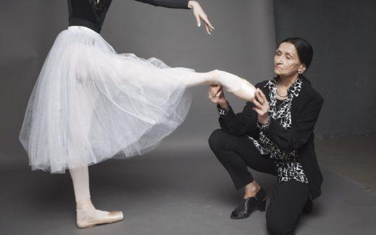 Людмила Ковалева: «Я счастлива и не представляю свою жизнь вне балета»