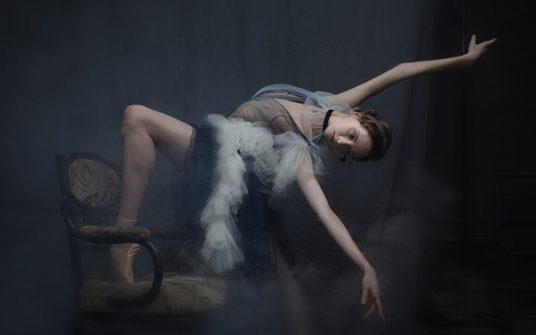 Yulia Lukyanenko – Backstage