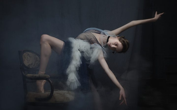 Юлия Лукьяненко – Backstage