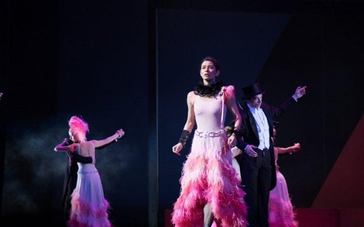 """""""The Seagull"""" by John Neumeier – Stanislavsky Music Theatre"""