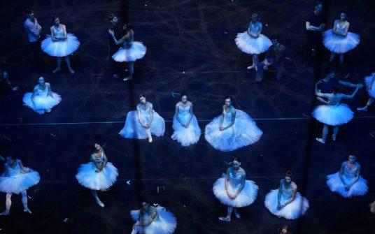 100th Anniversary of Stanislavsky Music Theatre