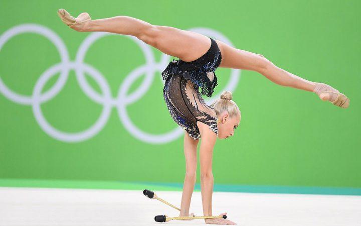 Художественная гимнастика – История