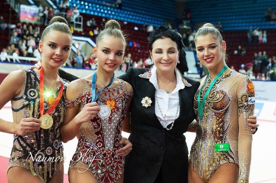 Гран-при по художественной гимнастике