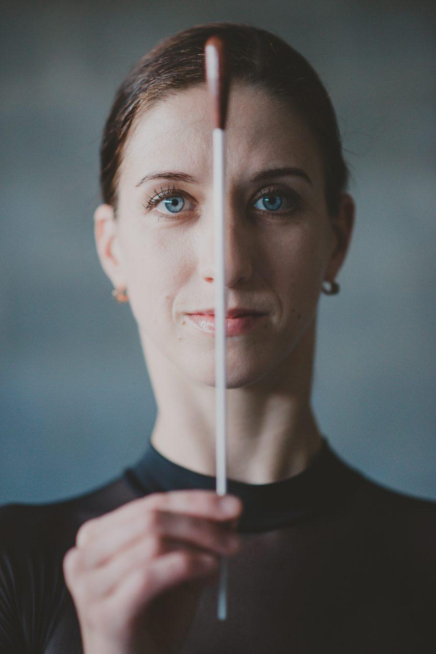 Maria Seletskaya – The conductor