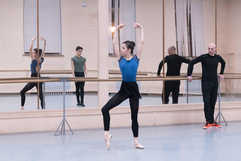 Эксклюзив: Как мы изучали Мастерскую молодых хореографов на Фестивале балета «Мариинский»