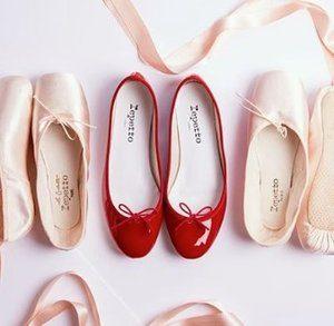 История балеток