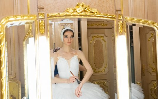 "Film ""The Dreamer"" about leading ballerina of the Kremlin Ballet"