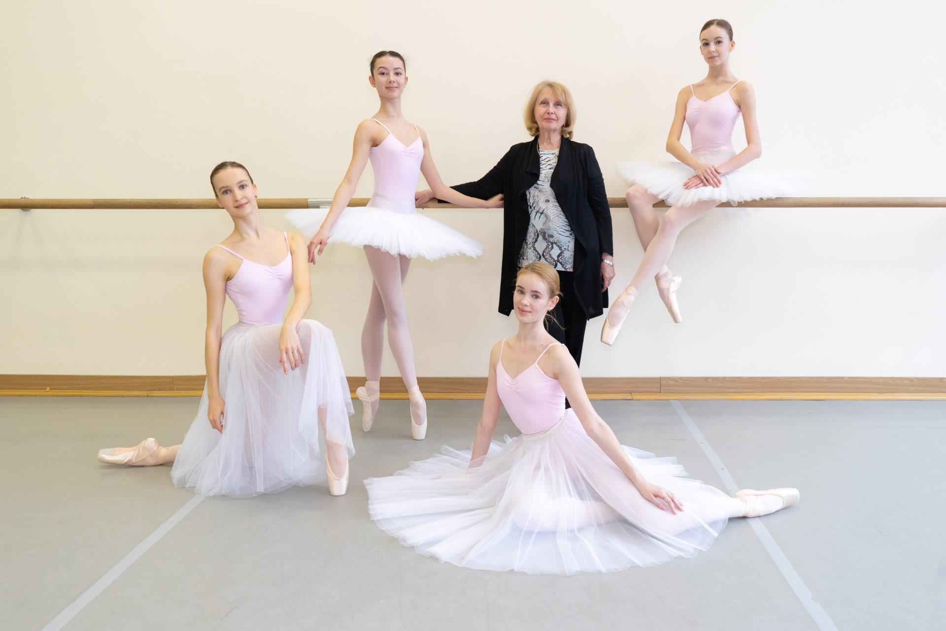 Татьяна Гальцева – Московская академия хореографии