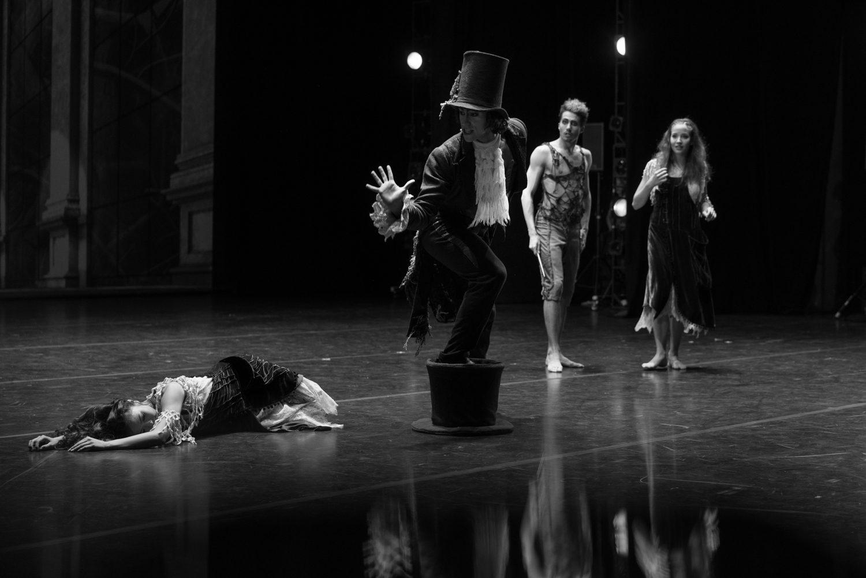 Dance Open - Спектакли