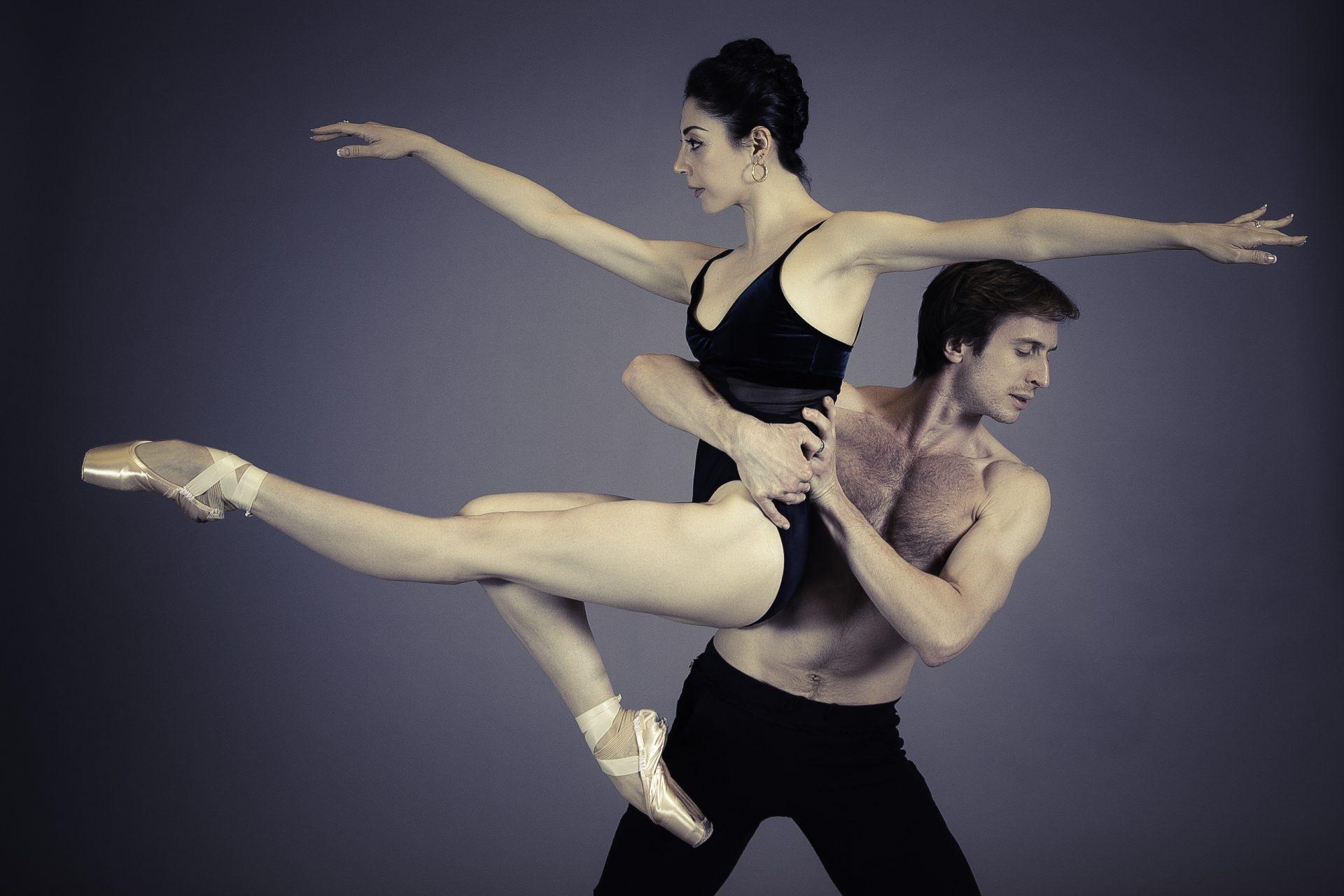 Maia Makhateli & Artur Shesterikov - BLITZ