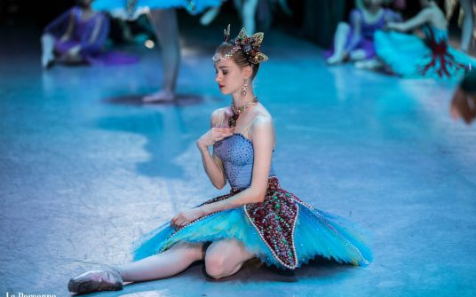 Vaganova Ballet Academy – Backstage gallery