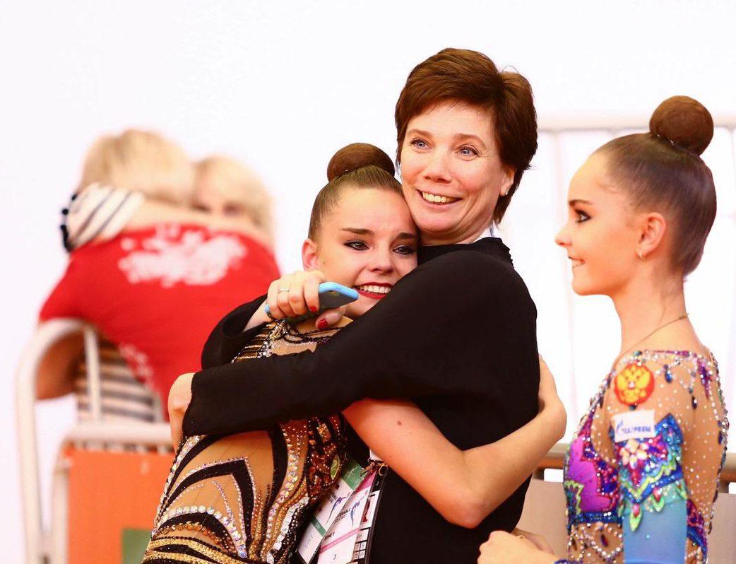 Ирина Зеновка – хореограф-постановщик сборной России по художественной гимнастике