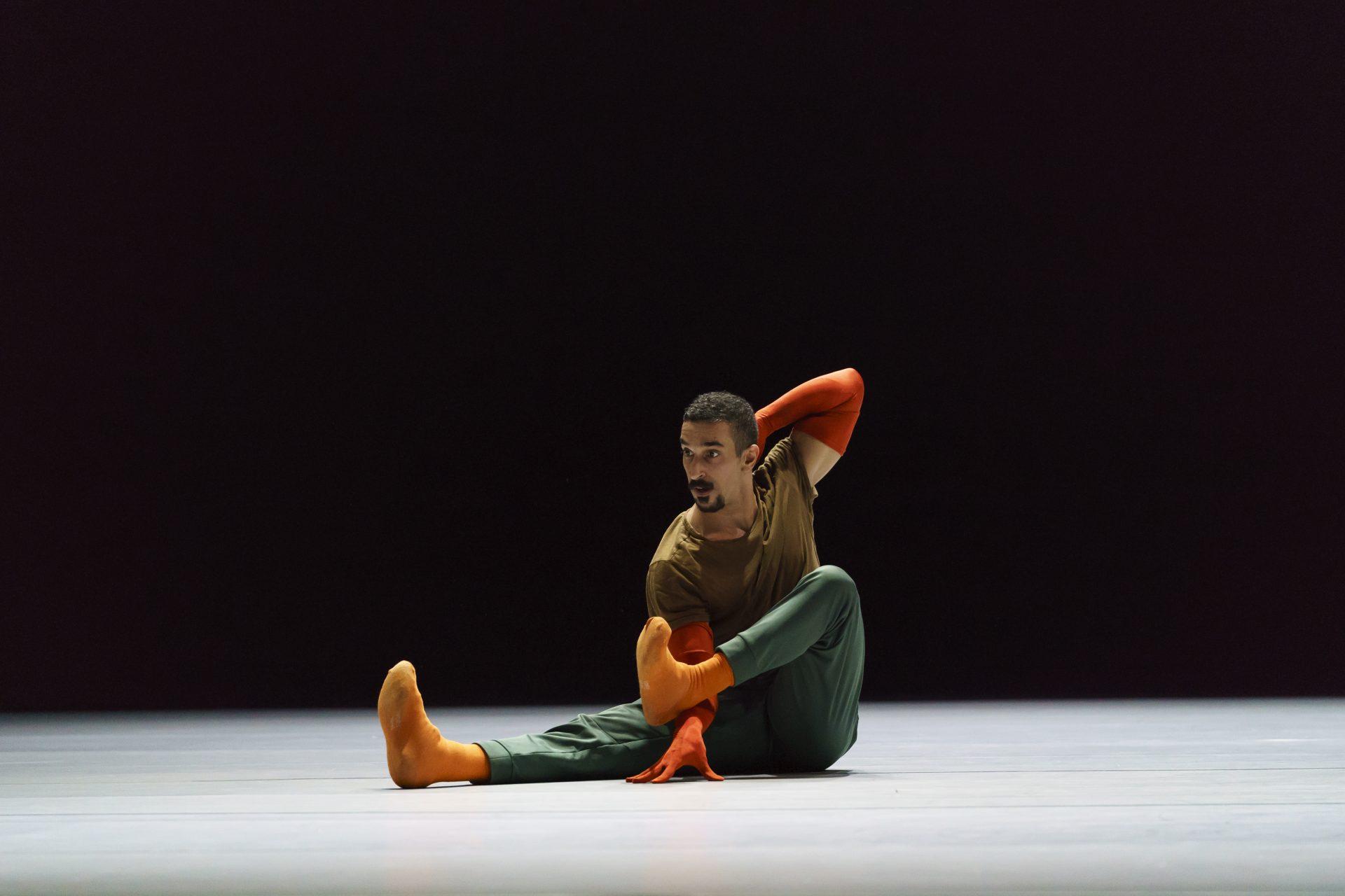 Уильям Форсайт. «Тихий вечер танца». Ревью