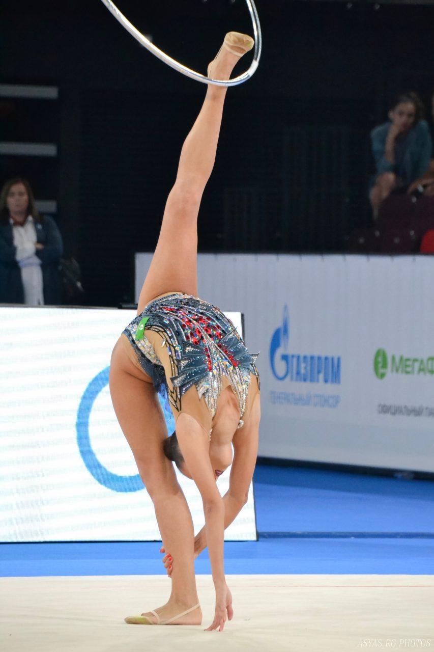 Чемпионат России 2019 – художественная гимнастика